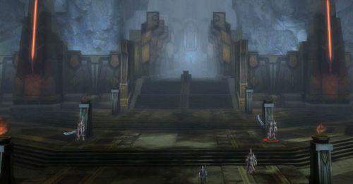 Вход в храм Пхасмундир в aion