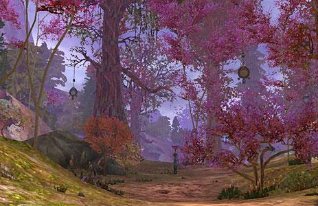 Лес маннигел aion