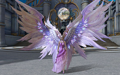 крылья aion