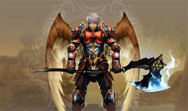 Гладиатор в Aion