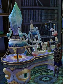 Алхимический стол в aion