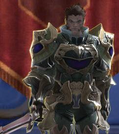 Бореас — наставник стражей и гладиаторов в айон