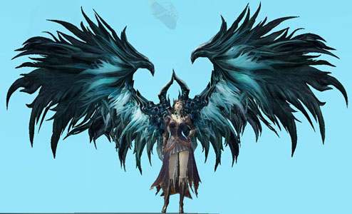 Крылья мунина Aion