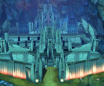 Крепость в келькмаросе aion