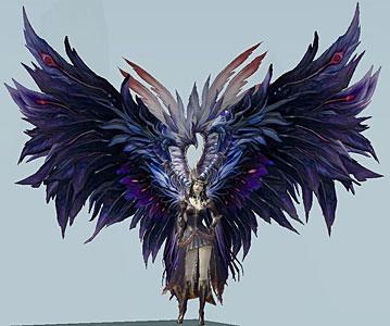 Крылья командующего Aion