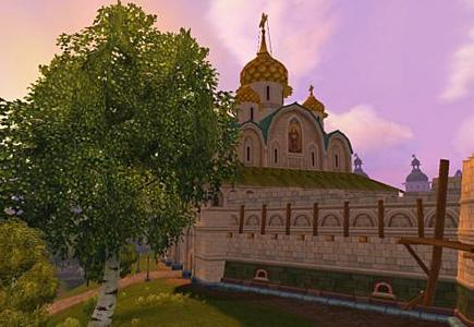 Церковь в аллодах