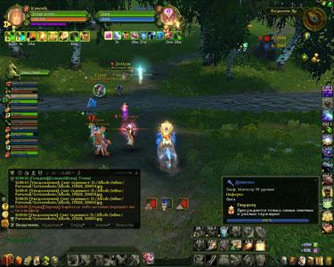 аллодов онлайн ведьмин яр приглашает всех желающих в командные сражения