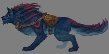 волк в аллодах