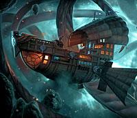Корабли персонажей Аллодов