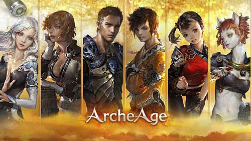 Расы и классы в archeage