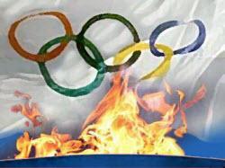 Олимпийский огонь – в сердцах игроков cabal online