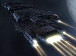 Еве онлайн грузовой корабль Charon