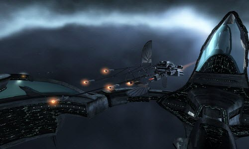 Eve online малозаметный бомбардировщик Hound