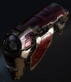 Еве онлайн ремонтный корабль Guardian