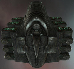 Eve online грузовой корабль Obelisk