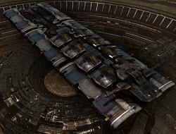 Идеальный корабль Orca для разведки лун в еве