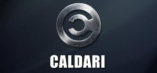 Управляемое мега-корпорациями государство Caldari в Eve online