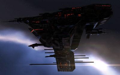 Eve online тяжелый ударный корабль Munnin