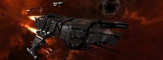 Стратегический крейсер Tengu в Eve online
