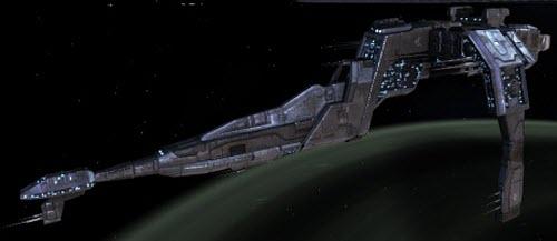 Еве онлайн крейсер Caracal