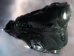 Eve линейный корабль  Dominix