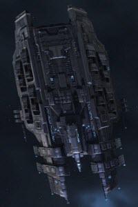 Eve online линейный корабль Drake
