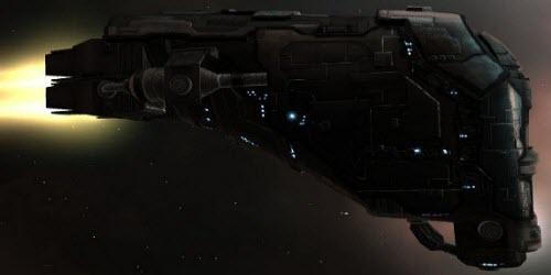 Еве онлайн крейсер Auguror
