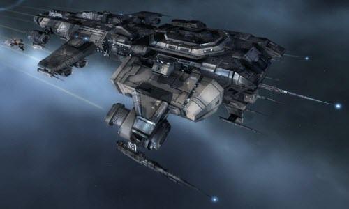 Еве онлайн корабль управления Vulture