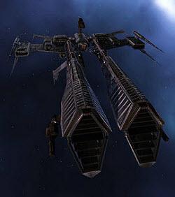 Характеристики корабля Рифтер eve online