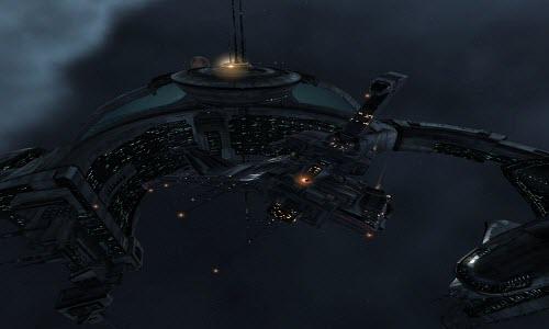 Eve online тяжелый корабль для спецопераций Widow