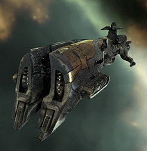 Eve online рейдер Kronos