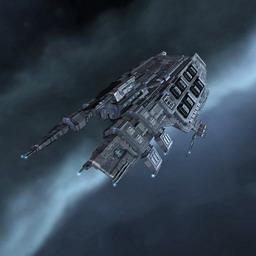 Линейный крейсер Drake в Eve online