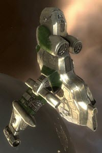 Eve online спецкорабль Helios
