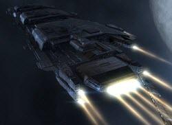 Eve online грузовой корабль Charon