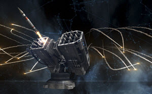 Ракетные установки в обновлении Inferno для Eve online