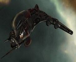 Eve online перехватчик Ares
