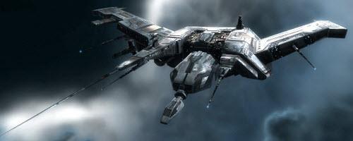 Eve усовершенствованный линкор Raven