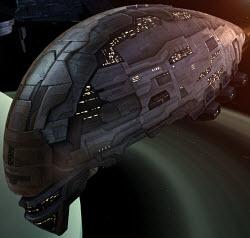 Еве промышленный корабль Sigil