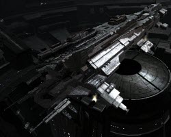 Еве онлайн корабль-носитель Chimera