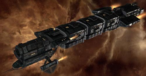 Еве транспортный корабль Prowler