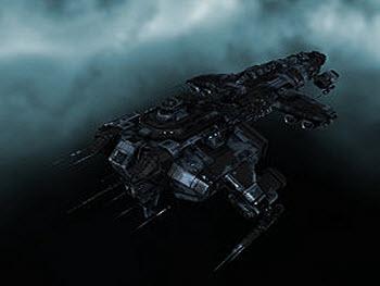 Корабль управления Vulture Eve