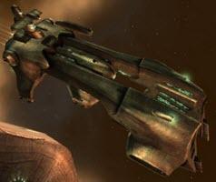 Eve линейный корабль Megathron
