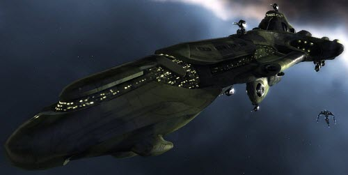 Eve online тяжелый ударный корабль Deimos
