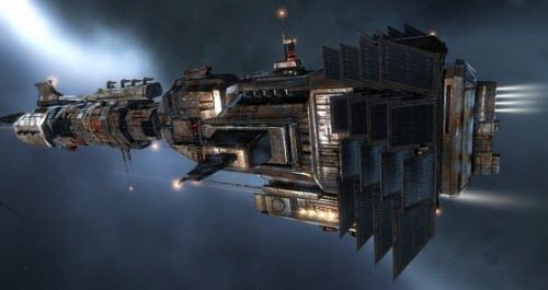 Еве онлайн корабль управления Sleipnir
