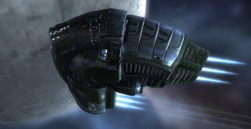 Eve online тяжелый ударный корабль Ishtar