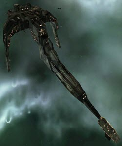 Eve тяжелый ударный корабль Cerberus