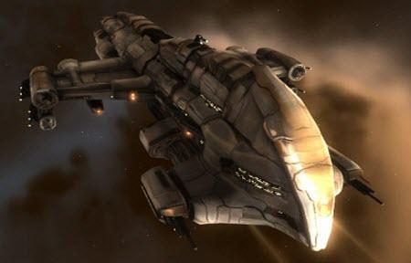 Eve online линейный корабль Harbinger