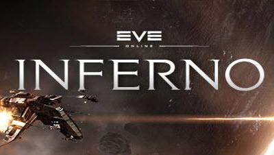 Дополнение Inferno к Eve online