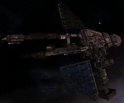 Eve усовершенствованный линкор Tempest