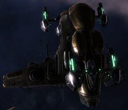 Eve перехватчик Taranis